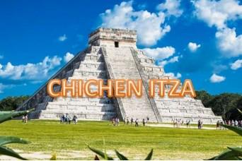 Tour Chichen Itza 3x1