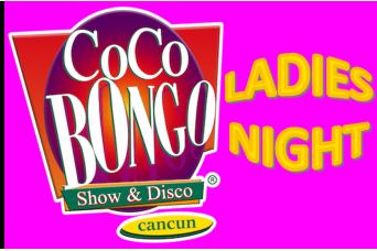 Ladies Night by COCO BONGO