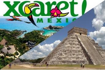 Combo Tour Xcaret Plus + Tour Chichen Itza 3x1