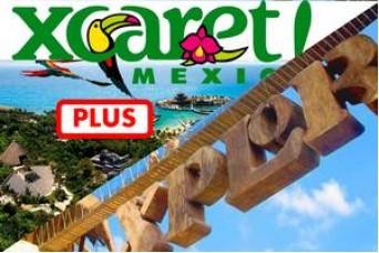 Combo Tour Xcaret Plus + Tour Xplor