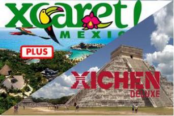Combo Tour Xcaret Plus + Tour Xichen De Luxe
